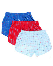Loungewear - 3 Pack Signature Print Boxers-2214319