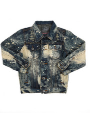 Outerwear - Hook Up Denim Jacket (4-7)-2215060
