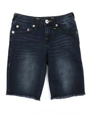 True Religion - TR Cut-Off Denim Shorts (8-20)