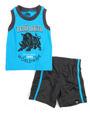 Ecko - 2 Piece Muscle Short Set (Infant)-2215431