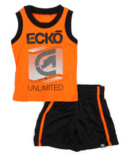 Ecko - 2 Piece Muscle Short Set (Infant)-2215502