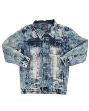 Denim Jackets - Hook Up Jacket (8-20)-2214966