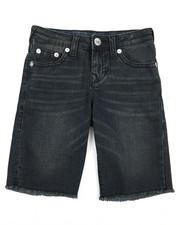 Bottoms - TR Stretch Denim Shorts (8-20)