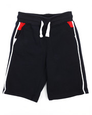 Southpole - Color Block Pocket Fleece Short (8-20)-2215115
