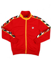 Southpole - Pattern Track Jacket Side Panel (8-20)-2212846