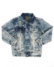 Outerwear - Hook Up Denim Jacket (4-7)-2214961