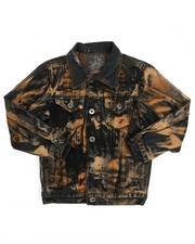 Outerwear - Hook Up Denim Jacket (4-7)-2214956