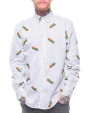 Buyers Picks - PINEAPPLE Stripe Buttondown Shirt