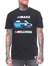 T-Shirts - S/S Make Millions Tee