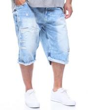 Buyers Picks - Blue Ripped Denim Shorts (B&T)