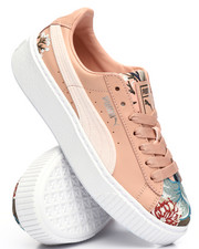 Women - Platform Hyper Embossed Sneakers-2216391