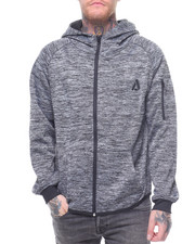 Akademiks - TRAIL TECH FLEECE HOODIE-2216623