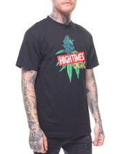 T-Shirts - DGK x High Times Cheeba Tee