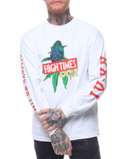 T-Shirts - DGK x High Times Cheeba L/S Tee
