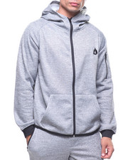 Hoodies - TRAIL TECH FLEECE HOODIE