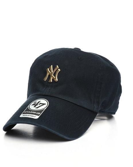 '47 - New York Yankees Hardwear 47 Clean Up Strapback Cap