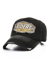 Hats - Happy Riders Vintage Dad Hat-2216178