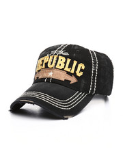 Hats - The Republic Vintage Dad Hat-2216182