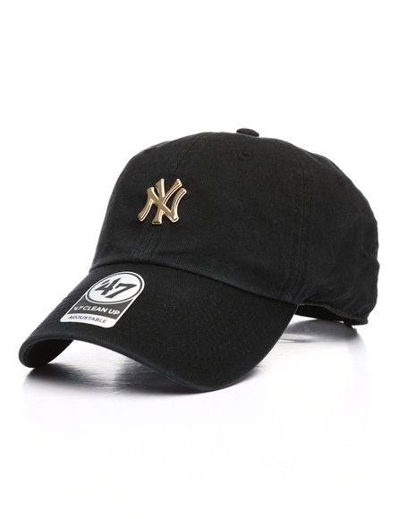 '47 - New York Yankees Hardwear 47 Clean Up Strapback Cap