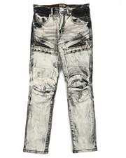 Jeans - Bike Fit Multi Stud Jeans (8-20)-2216894
