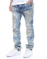 Jeans & Pants - DISTRESSED VINTAGE WASH JEAN-2217798