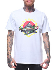 T-Shirts - SHARK PLANE SS SHIRT
