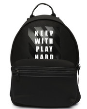 Men - Keep With Play Hard Backpack