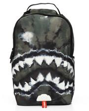 Sprayground - Camo Tie Dye Shark Backpack-2216148