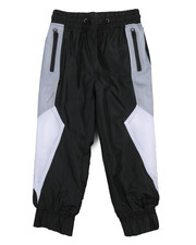 Activewear - Color Blocked Nylon Jogger (4-7)-2215677
