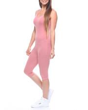 Jumpsuits - S/L Bermuda Catsuit-2215616