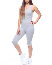 Fashion Lab - S/L Bermuda Catsuit-2215579