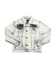 Outerwear - Multi Stud Jean Jacket (8-20)-2217259