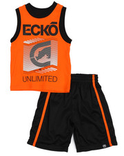 Ecko - 2 Piece Muscle Short Set (2T-4T)-2215538