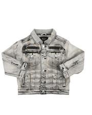 Outerwear - Multi Stud Jean Jacket (4-7)-2217205