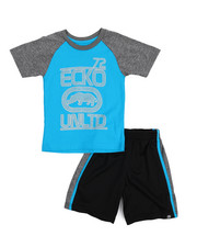 Ecko - 2 Piece Unlimited Short Set (4-7)-2215612