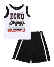 Ecko - 2 Piece Muscle Short Set (2T-4T)-2215557