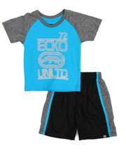 Ecko - 2 Piece Unlimited Short Set (2T-4T)-2215561