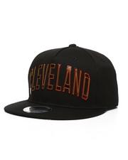 Hats - Cleveland Snapback Hat-2218005