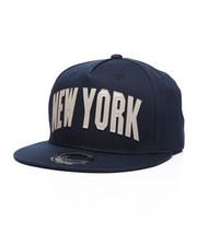 Hats - New York Snapback Hat-2218009