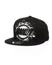 Hats - Painted Brooklyn Snapback Hat-2218002