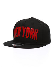 Hats - New York Snapback Hat-2218010