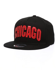Hats - Chicago Snapback Hat-2218011