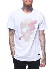 Shirts - THUNDER SKULL STONE TEE-2218409