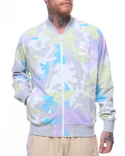Light Jackets - Summer Tropical Varsity AOP-2218323