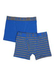 Sizes 8-20 - Big Kids - 2 Pack Boxer Briefs (8-20)