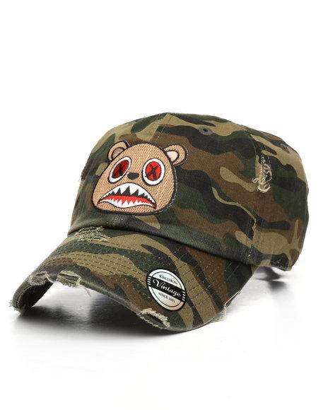 BAWS LIFE - Cinnamon Baws Army Camo Dad Hat