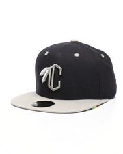 Hats - Feather C Snapback Hat-2218033