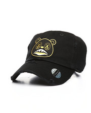 BAWS LIFE - Blackout Gold Dad Hat-2217982