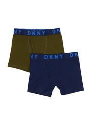 DKNY Jeans - 2 Pack Boxer Briefs (8-20)-2211356