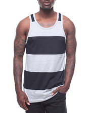 Buyers Picks - BAR STRIPE TANK-2218837